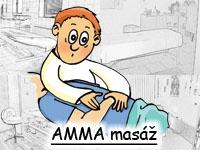 Japonská AMMA masáž