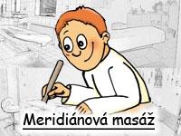 Meridiánová masáž dle Willyho Penzela