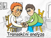 Psychoterapie - transakční analýza