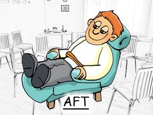 AFT – Teorie přitahovacích polí