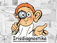 Irisdiagnostika, Iridologie
