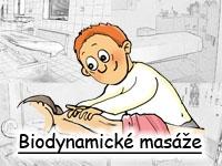Biodynamické masáže
